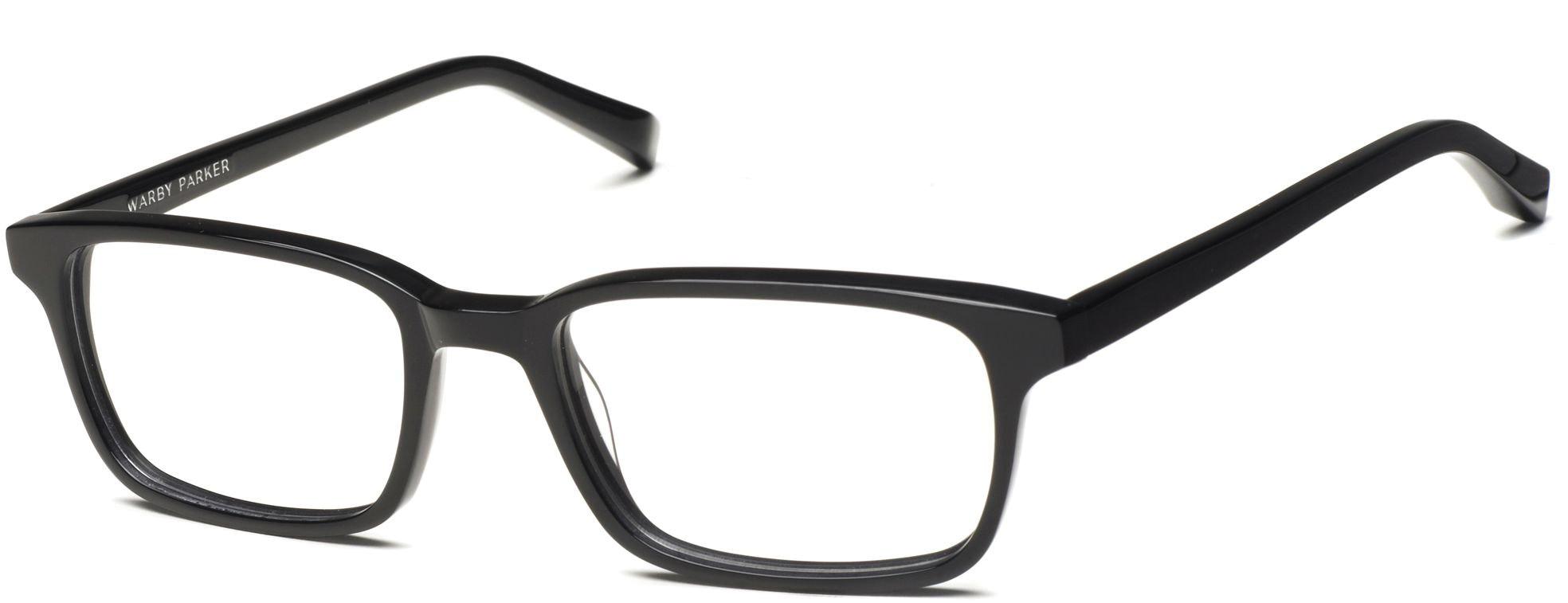 Black-Glasses-PNG-Background-Image